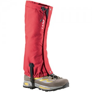 Ghette Ride impermeabili Camp Rosso