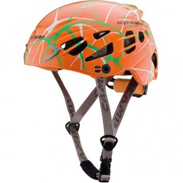 Casco Camp Speede 2.0 Arancio