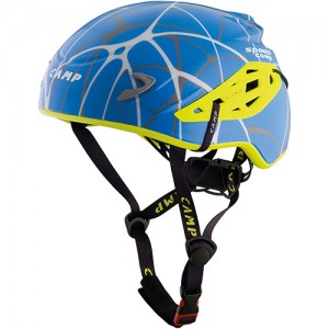 Camp Casco Speed Comp 54-60 cm Azzurro