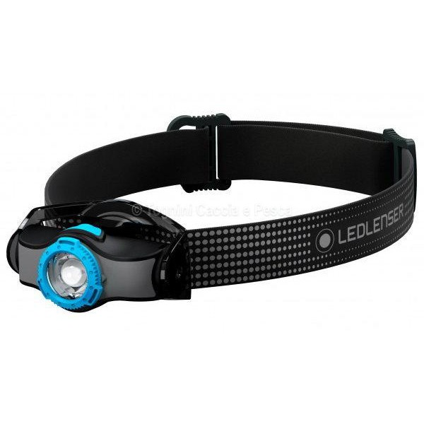 Ledlenser MH3 Black / Blue
