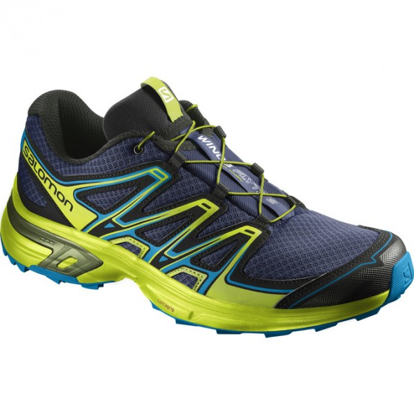 Scarpa salomon Wings Flyte 2 Blu Lime