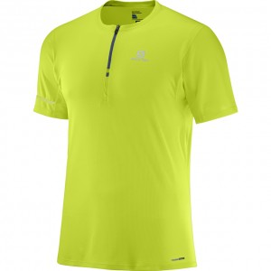 Salomon Agile HZ T-shirt M