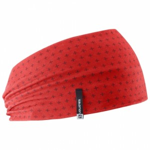 Salomon Bandana Tube Rossa