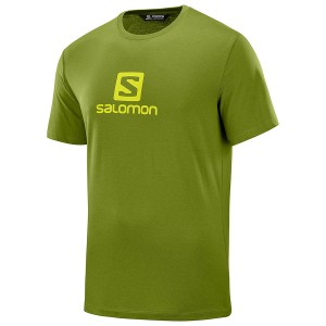 Salomon Coton LOgo T-shirt