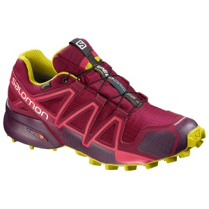 Salomon Speedcross 4 GTX W Beert Red / Potent
