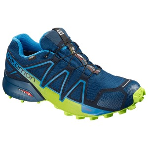 Salomon Speedcross 4 GTX Poseidom/Navy