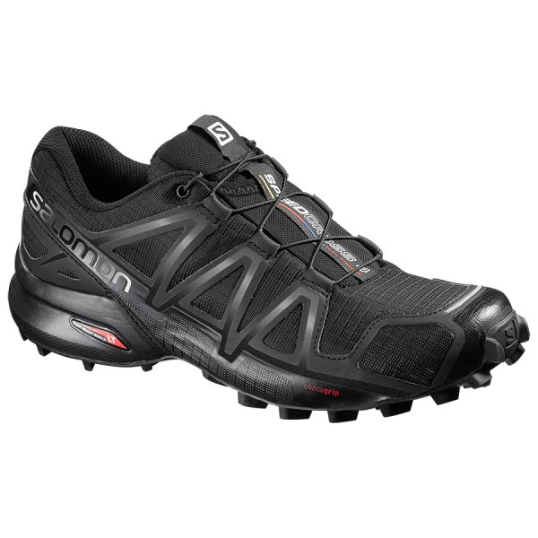 Salomon Scarpa Speedcross 4 Black