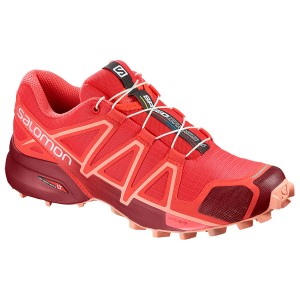 Salomon Speedcross 4 W HBS / Red