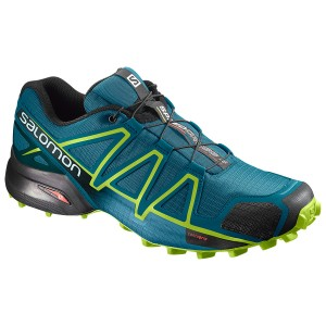 Salomon Speedcross 4 Deep Lagoo/ Acid Lime