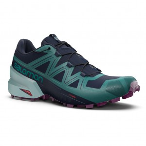 Scarpa Salomon Speedcross 5 W Navy Blaze