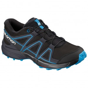 Scarpa Salomon Speedcross J Black Grafite