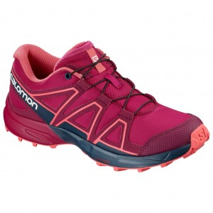 Scarpa Salomon Speedcross J Cerise