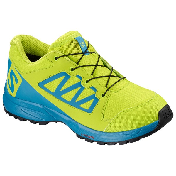 Salomon XA Elevate CSWP J Acid Lime