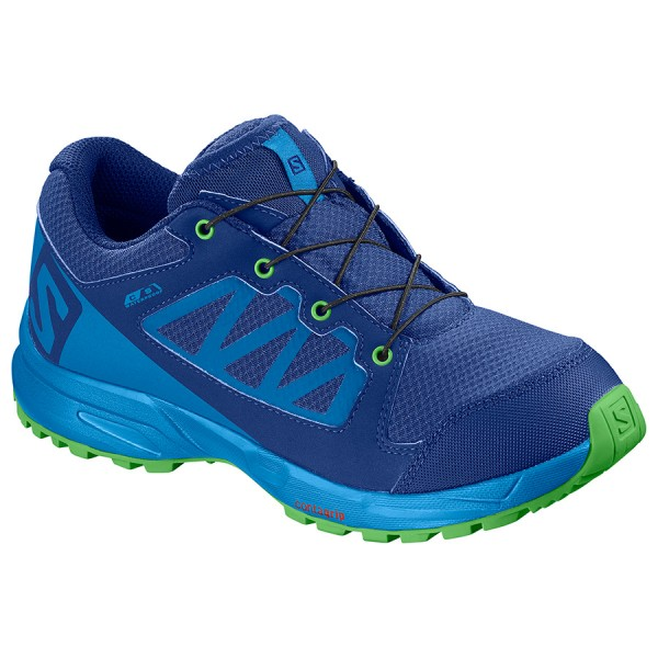 Salomon XA Elevate CSWP J Maz Blue