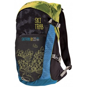 SkiTrab Zaino Raid 22 Smart Pack