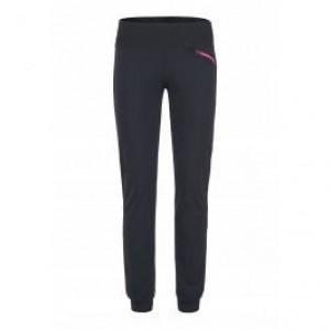 montura Sound pants Woman Nero/Rosa Sugar
