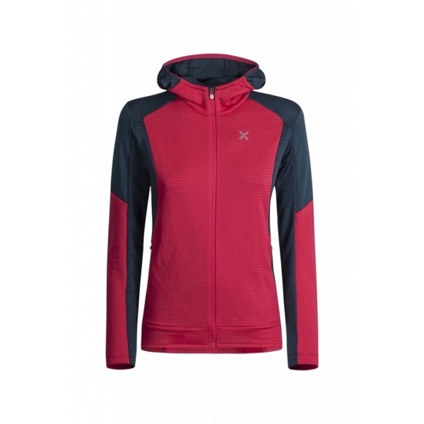 Montura Stretch Color Hoody Jacket Donna